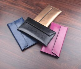 fashion women wallets europe Australia - Brand Genuine Leather Wallet Women Clutch Wallets Long Wallet Women Purses for Card Holder Fashion Europe and America Wallet Bags Purse