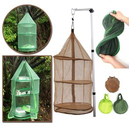 Cage small online shopping - Super Light Food Drying Net Foldable Portable Bag For Outdoor Camping EDC Ultra Small Cage Holder Hot Sale gl X