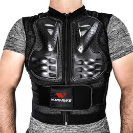 off road armor 2019 - 2018 Motorcycle Armor Vest Motocross Off-Road Racing Chest Protector Cycling Ski Body Protective Skating Snowboarding Ja