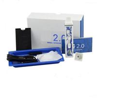Snoop dog dry herb kitS online shopping - snoop pen white pro V2 snoopy dog dry herb herbal vaporizer starter kit kits pro2 g dogg ecigarette gpro ecig