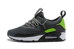 Chinese  mesh summer EZ lightweight breathable Men's Women's Lover Running sneaker Sport Shoes TRIPLE BLACK manufacturers