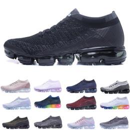 b2947d961ff Diseñador para hombre Zapatillas para correr 2018 moc cinturón negro Nuevo  estilo para hombre Zapatillas de deporte Moda femenina Zapatillas  deportivas para ...