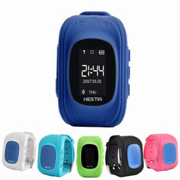 China HOT Q50 Smart Watch Children Kid Wristwatch GSM GPRS GPS Locator Tracker Anti-Lost Smartwatch Child Guard for iOS Android suppliers