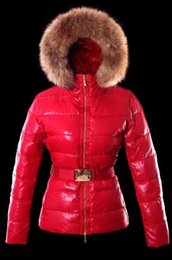 $enCountryForm.capitalKeyWord Australia - Factory price big fur Women hooded Winter cotton-padded clothes Windproof Down Jacket warm Top Brand Luxury For Sale