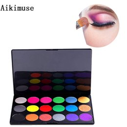 $enCountryForm.capitalKeyWord NZ - 18 Color Eye Shadow Of Blossoms Suit Pearl Light Dumb Light Lasting Coloration Waterproof Eye Shadow Professional Cosmetics
