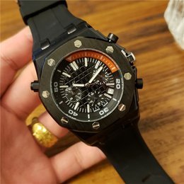 quartz watches for sale 2019 - Hot sale brand All pointer work men watch fashion luxury watch AAA classic brand watches famous Relogio watches for mens