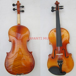 Chinese  4 4 Violin   Afanti Music Ebony Fingerboard 4 4 Violin (AVL-126) manufacturers