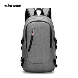$enCountryForm.capitalKeyWord Canada - 2018 Women Men Canvas Backpacks Large School Bags For Teenager Boys Girls Travel Laptop Backbag Rucksack Grey