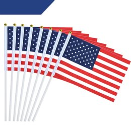 5d153fab3de5 USA Stick Flags with Ball Tip 5.5
