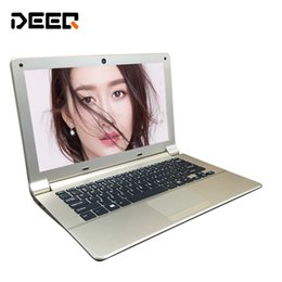 Mini laptops roM online shopping - Free postage New inch Intel Z3735F Quad Core G G ROM Ultra Laptop Computer Windows With Wifi Webcam Mini SD Card Slot