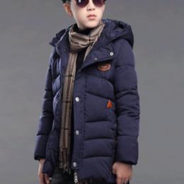year old boy jacket 2019 - 2018 Winter Jacket for Boy 15 Winter Coat 6 Year Old 13 Baby Clothes 14 Boy Jacket Coat Clothes discount year old boy ja