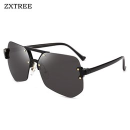 Ant sunglAsses online shopping - ZXTREE Brand Designer Sunglasses Women Fashion Ant glasses Shades Sunglasses Men Sun glasses Female Eyewear Oculos UV400 Z421