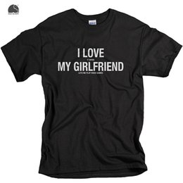 Boyfriend Gift I Love It When My Girlfriend Lets Me Play Video Games T Shirt Funny Mens