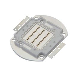 $enCountryForm.capitalKeyWord Australia - High Power Led Chip 30W Infrared SMD COB Light Emitter Diode Components 30 W Night Vision Bulb Lamp Beads for DIY Lighting CCTV Cameras