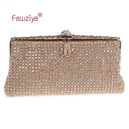 $enCountryForm.capitalKeyWord UK - Fawziya Denim Bag Crown Clutch Evening Bag The Night Bags For Womens Purses