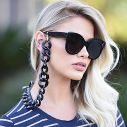 $enCountryForm.capitalKeyWord Canada - Fashion Design Women Sunglasses Cat Eye Sun Glasses Eyewear Chain Vintage Cord Holder Neck Strap Rope Gafas UV400 WL1126