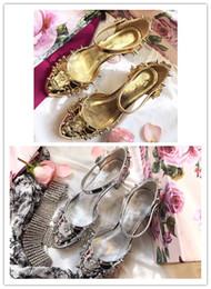 Discount high end wedding dresses - Luxury custom-made debutante gentlewoman style dress shoes Fashionable, elegant, high-end high quality Single shoes heel