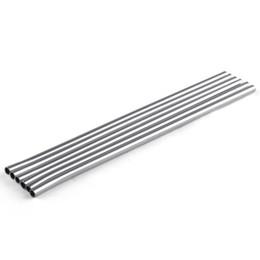Patas de paja rectas de acero inoxidable durables Barra de metal Cocina familiar