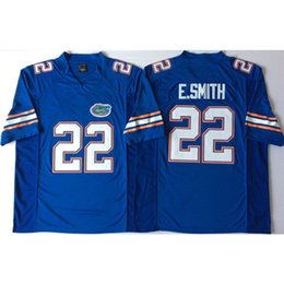 Discount florida numbers - Mens Florida Gators Emmitt Smith Stitched Name&Number American College Football Jersey Size S-3XL