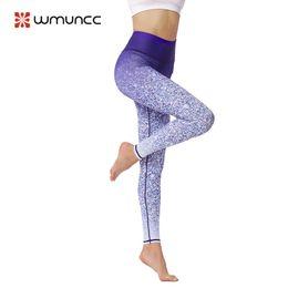 $enCountryForm.capitalKeyWord Australia - Sport Leggings Womendigital Print Sexy High Waist Hip Shaper Yoga Pant Push Up Slim Gym Trousers Comfy Tight Elastic Sportswear