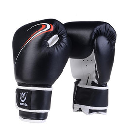 Quality Gear Australia - Medium Quality Bag Punch Training Women Men Boxing Gloves Karate Muay Thai Boxeo MMA Taekwondo DPAE Protective Gear Gloves