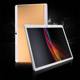 new android 4g phones 2019 - 2018 New 10 inch 4G Tablets Octa Core tablet Android 7.0 64G ROM phone call tablet 10 1920*1200 WiFi GPS Bluetooth + gif