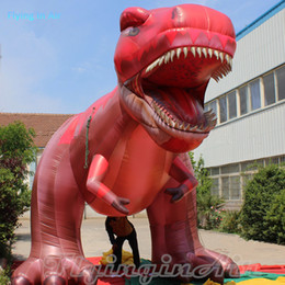Decoration Dinosaur Canada - Giant Jurassic Tyrannosaurus Inflatable Dinosaur Dragon for Museum Street Event