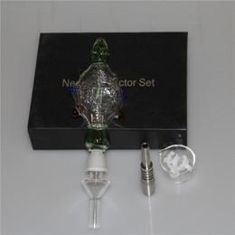 $enCountryForm.capitalKeyWord Australia - New Nectar collector kit in stock With Individual Packing Both 14mm Quartz Tip & GR2 Titanium Tip Dish Ash Catcher bongs
