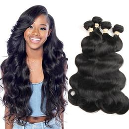 $enCountryForm.capitalKeyWord Canada - 8a Mink Brazillian Body Wave Unprocessed Brazilian peruvian indian Virgin Human Hair Wholesale Wet And Wavy Brazilian Hair Weave Bundles