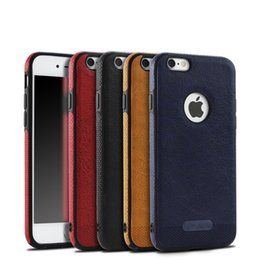 Chinese  Soft TPU Business Leather Case Shell Full Protection Cases For iPhone X Xr Xs Max 8 7 6 6S Plus Samsung S8 S9 Plus Note 8 9 S7 edge manufacturers