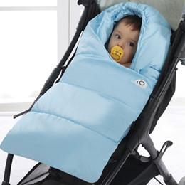 $enCountryForm.capitalKeyWord Canada - 0-2T Baby Thicken Sleeping Bags Toddle Stroller Sleeping Bag Winter Warm Sleepsacks Infant wheelchair envelopes Robe