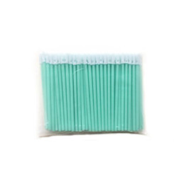 fc fiber connectors UK - QIALAN 100pcs lot 2.5mm Fiber Optic Cleaning Sticks Foam Swab for FC SC ST Connector