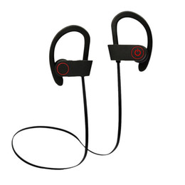 Hd sounds online shopping - U8 Wireless Sports Headsets HD Sound Quality Bluetooth Stereo Earphone With Mic IPX Waterproof Noice Canceling with Retail package Q6