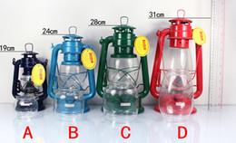 $enCountryForm.capitalKeyWord NZ - 2016 High Quality Iron Vintage Kerosene Lamp Lantern Camping Portable Lamp Masthead Light Well-Known Brand Retro Oil Lamp