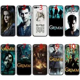 Iphone 6s Plus 5.5 Australia - Grimm Soft Black TPU Phone Case for iPhone XS Max XR 6 6s 7 8 Plus 5 5s SE Cover
