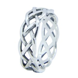 top indian girls NZ - Free Shipping Size 6-10 Lady Girls 925 Sterling Silver Ring Jewelry Newest S925 Top Quality Cycle Dating Ring