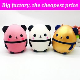 Cute Cell phone straps online shopping - Squishy cm cm panda huge Slow Rising Soft Squeeze Cute Cell Phone Strap gift Stress children toys Decompression Toy