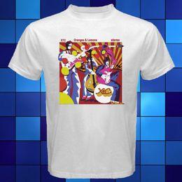 $enCountryForm.capitalKeyWord Australia - New XTC *Oranges and Lemons Pop Rock Band White T-Shirt Size S M L XL 2XL 3XL