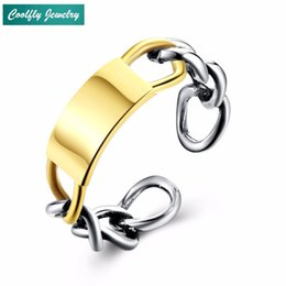 $enCountryForm.capitalKeyWord NZ - COOLFLY European Vintage Antique 925 Sterling Sier Brass Copper Fashion Jewelry Gift Resizable Rings For Women Men Bijoux