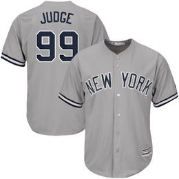 79860c52a75d 99 Aaron Judge Jersey New York Yankees 24 Sanchez 23 Don Mattingly 7 Mickey  Mantle Baseball Jerseys M-XXXL