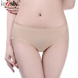 d1eedb72a5 Innsly Seamless Underwear Women Panties US Size Low-Rise Cotton Crotch  Female Briefs Breathable Ladies Lingerie Femme Bragas