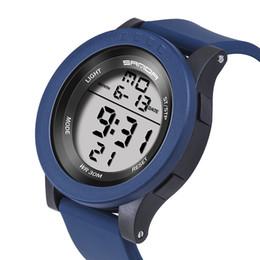 $enCountryForm.capitalKeyWord NZ - 2018 Best Selling Mens Fashion Sports Watches Rubber Strap Stainless Steel Back Wristwatches Analog Quartz Clock Timepiece reloj hombre