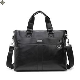 $enCountryForm.capitalKeyWord Canada - Mens High Grade PU Leather Cambridg Satchels Shoulder Bag Crossbody Bag Handbag Messenger Male iPad Briefcase laptop