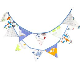 $enCountryForm.capitalKeyWord NZ - 3.2M Cartoon 12 pieces String Children Boys' Room Decoration Birthday Party Background Pennant Weeding Photography Banners