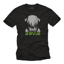 $enCountryForm.capitalKeyWord Canada - Cooles Elfen Manga Herren T-Shirt mit Anime Lied - Männer Comic Nerd Print Short Sleeve Men Top Novelty T Shirts Men'S Brand Clothing