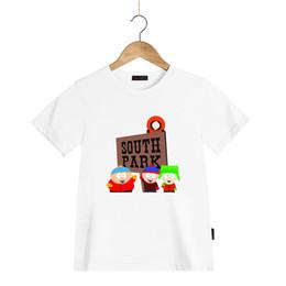 $enCountryForm.capitalKeyWord Australia - New Summer Fashion Cotton T Shirt Children 'S Clothing Cartoon South Park Tshirt Short Sleeve Top Tees For Boys Girls Kids
