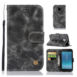 Note5 Wallet Australia - Quality JX PU Phone Case for for Samsung X Cover 4 NOTE8 NOTE5 A3 A5 A7 2017 A8 Plus 2018 Wallet Case Bags