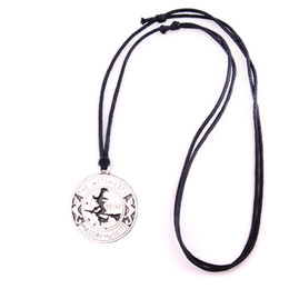 $enCountryForm.capitalKeyWord UK - WITCH Pendant Magic Amulet Salem Witch 1692 Moon Cat Broom Charm Necklace Jewelry Trade Assurance Service