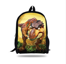 Kids Backpack Dinosaur Australia - Children s travel bag 40cm Cute Animal  Backpacks For School Kids Dinosaur cf9fb98b6f853