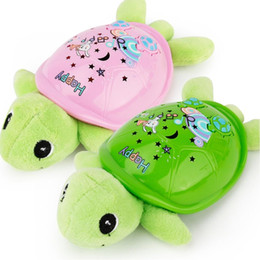 $enCountryForm.capitalKeyWord NZ - LeadingStar Cartoon Music and Light Turtle Toy with Star Projection Function Infant Baby Children Electronic Toy zk 30